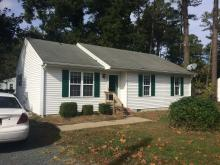 family housing and rental in Fruitland, Maryland